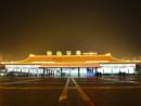 マカオ・關閘と陸路で直結している広東省珠海市の拱北イミグレーション(イメージ)—本紙撮影