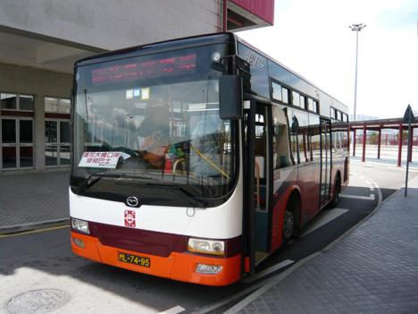 マカオ・珠海間の24時間通関化に向けたバスネットワーク拡充を発表=マカオ交通事務局