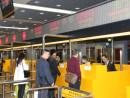 通関時間延長初日、午前0時頃のコタイ・イミグレーションの入境審査場の様子=12月18日(写真:PSP)