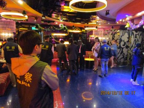 身分証不携行の日本人ら一時拘束=マカオ警察、サウナなど娯楽施設対象に深夜の浄化作戦を展開