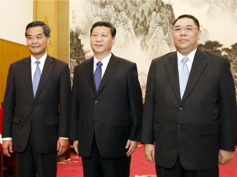 香港行政長官の給与増発表、月給560万円に=東京都知事の3.5倍