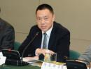 マカオ特別行政区政府経済財政庁の梁維特長官(写真:GCS)