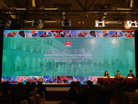 14年訪マカオ旅客数、7.5%増の3150万人、過去最高更新=約7割が中国本土から