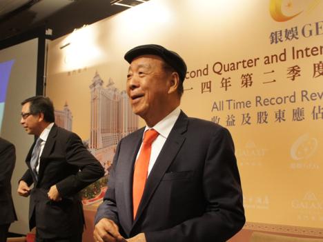 15年香港長者番付、首位は17年連続李嘉誠氏、総資産4兆円=マカオのカジノオーナーは順位下げる