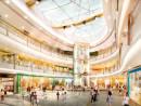 「ギャラクシーマカオ」第2期拡張部のショッピングプロムナード完成予想イメージ(写真:Galaxy Hotel Management Co. Ltd.)