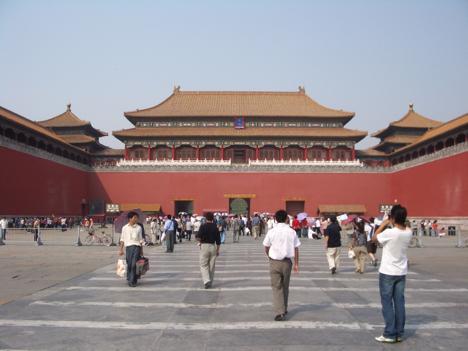 中国・北京の故宮博物院、入場制限導入検討=1日あたり最大8万人
