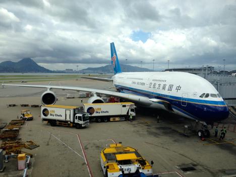 中国南方航空、マカオ初就航へ=武漢線3月末就航計画、ハブ化も検討