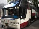 広東省の広州とマカオと隣接する珠海の間をおよそ2時間半で結ぶ高速バス(資料)=広州市海珠広場—本紙撮影