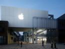 2008年7月、中国初のアップルストアとしてオープンした北京・三里屯の店舗(資料)(写真:Apple Inc.)