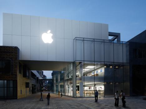 中国・杭州にアジア最大規模のアップルストア開業=中国で18店舗目