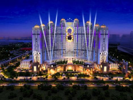 マカオのカジノ売上低迷「反汚職キャンペーンとは無関係」=中国中央政府出先機関