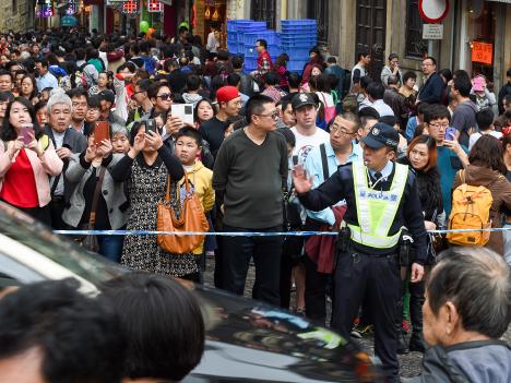 中国、大型連休方式の見直し検討=旅客の一極集中避ける狙い