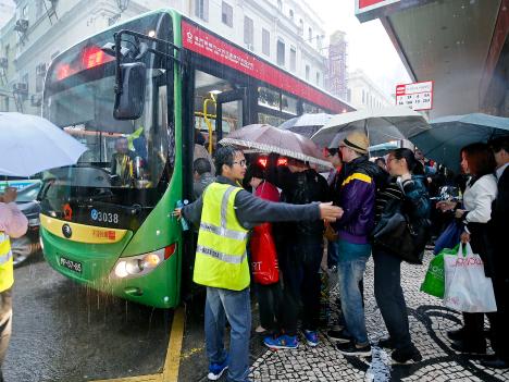 旧正月連休7日間、中国本土旅客のマカオ出入境126万人