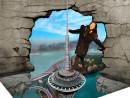 「ポンテ16マカオ3Dミュージアム」の展示イメージ(写真:Success Universe Group Limited)