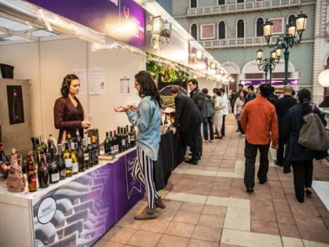 マカオワイン&ダインフェスティバル2015