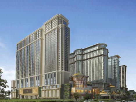 セントレジスホテル、マカオのカジノIR施設内に進出へ=15年Q3、中華圏7軒目