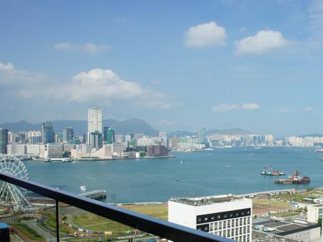 香港の不動産価格指数、過去最高更新=抑制策も奏功せず