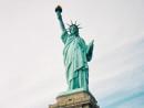 米国・ニューヨークにある自由の女神像(資料写真)—本紙撮影
