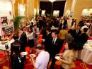 「ブロードウェイマカオ」に進出するローカル店の披露会見と同時に行われた試食会=3月30日、ギャラクシーマカオ(写真:Galaxy Entertainment Group)