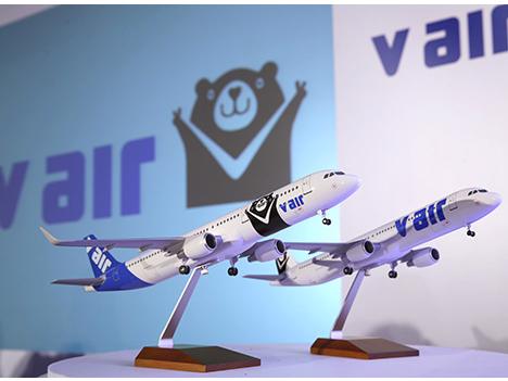 台湾・復興航空傘下のLCC「Vエア」台北・マカオ線新規就航へ=4月中旬予定