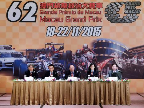 マカオグランプリで「GTワールドカップ」世界初開催