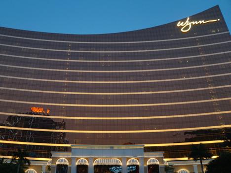 米カジノ大手ウィンのマカオ部門、第1四半期売上37.7%減=VIPカジノ不振