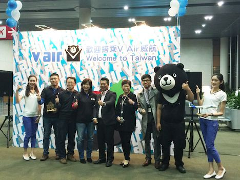 マカオ国際空港に台湾LCCのVエアが新規就航=台北線週3便、6月からデイリー化予定