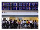 香港衛生当局では、5月26日に韓国から香港経由で中国本土へ渡航したMERS感染者の移動中における密接接触者の追跡調査を進めている(資料)=香港国際空港(写真:news.gov.hk)