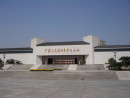 中国・北京郊外の盧溝橋にある中国人民抗日戦争記念館(資料写真)—本紙撮影