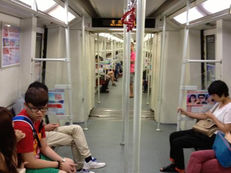 中国・広州地下鉄、16年末までに全線で無料Wi-Fi導入へ