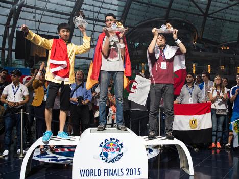 マカオ人が世界紙飛行機選手権で表彰台の快挙=香港代表枠で特例出場
