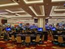 ギャラクシーマカオのカジノ施設(資料)—本紙撮影