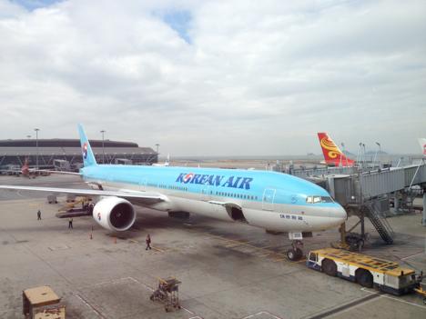 香港国際空港、韓国からの到着便搭乗者に対する集中検疫開始=MERS水際対策強化