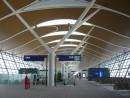 中国・上海の浦東国際空港(資料)—本紙撮影