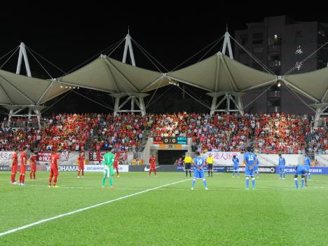 FIFAが香港サポーターの中国国歌ブーイング事件を問題視