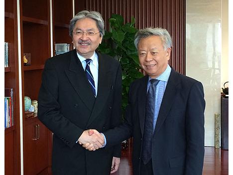 中国中央政府、香港に対しAIIBへの積極参加に期待感示す
