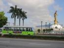 マカオ政府旅遊局が地元旅行社を通じて導入した「バス・ハイライト・ツアー」のイメージ(写真:MGTO=マカオ政府旅遊局)