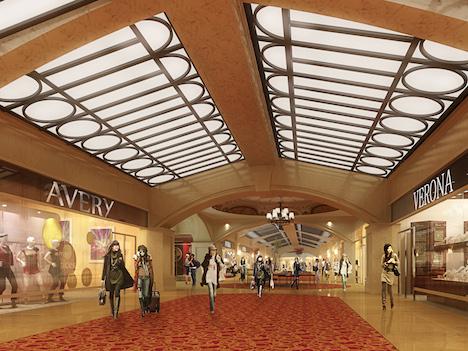 HIDE YAMAMOTOなどマカオ初上陸、新IRスタジオ・シティがショッピングモール概要発表=10月27日開幕
