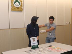 肛門にコカイン隠してマカオへ密輸図る、香港人青年逮捕=50回の往来歴