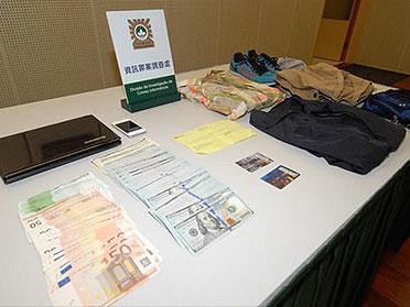 偽造クレカでキャッシング、ルーマニア人の男を逮捕=マカオ、ATM機の自動判別で足が付く