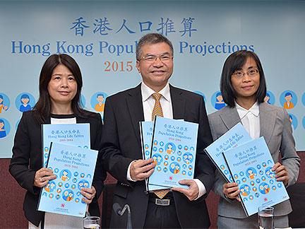 香港の人口、2043年にピークの822万人=今後50年間で中国本土移民193万人流入