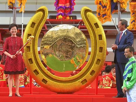 香港競馬15-16シーズン開幕、初日馬券売上高過去最高記録