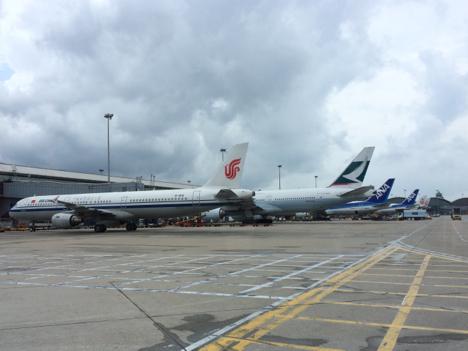 香港国際空港、新滑走路建設費を利用者に転嫁へ=日本線エコノミークラスで約1400円
