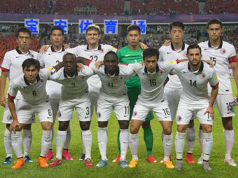 FIFA、香港サッカー協会に罰金処分=サポーターの中国国歌ブーイング行為などを問題視