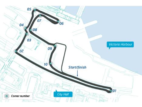 フォーミュラE、来年10月香港開催へ=サーキットはセントラル地区の公道