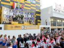 看板レース、F3マカオグランプリ決勝はスウェーデンのフェリックス・ロゼンクビストが史上2人目となる2年連続優勝を飾った(資料)=11月22日、マカオ・ギアサーキット(写真:GCS)