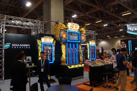 国際カジノ見本市「マカオゲーミングショー」開幕=日本勢も異業種含め多数出展