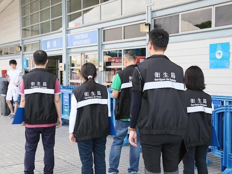 マカオ、違法喫煙検挙数5800件超=今年1〜10月累計