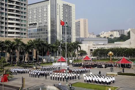 国慶節(中国建国記念日)連休