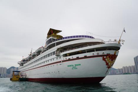香港の洋上クルージング船、ZANNグループが日本進出を計画=母港は福岡が有力か?